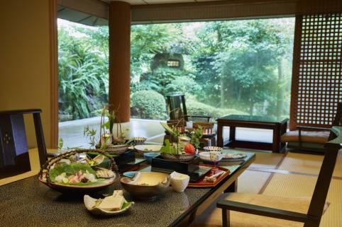 Summer Room dinner