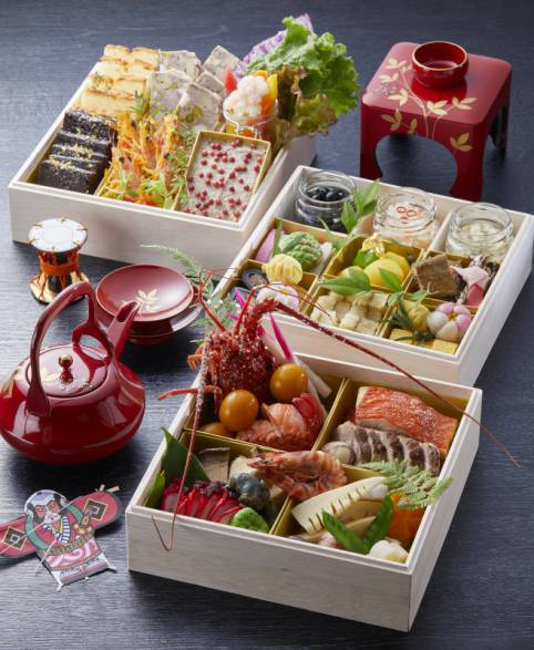OSECHI - Traditional New Year's dishes